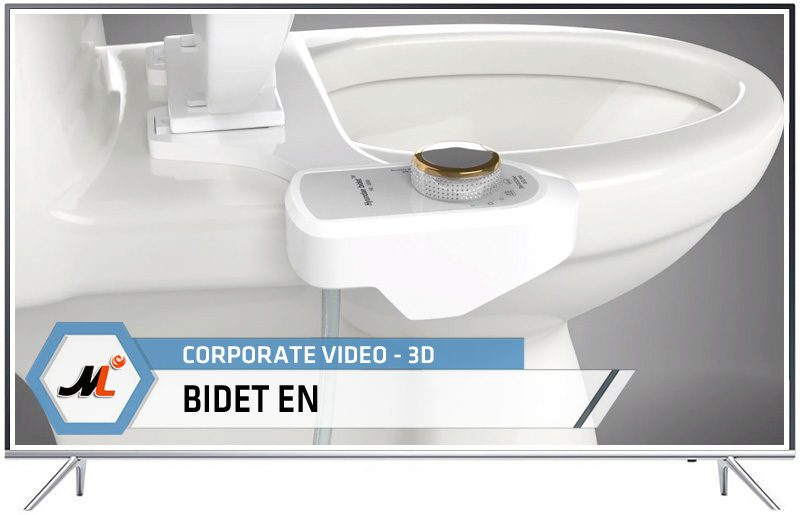 Corporate Video 3D Bidet EN
